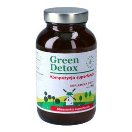 Green Detox, Aura Herbals, 90g
