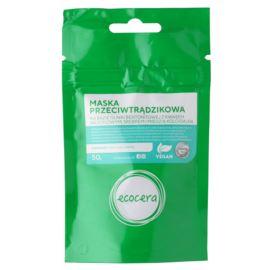 Maska Przeciwtrądzikowa, Ecocera, 50 g