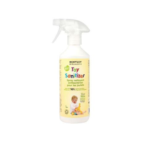 Spray Antybakteryjny do Mycia Zabawek, Bentley Organic, 500 ml