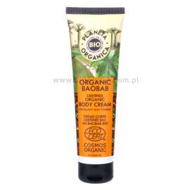 Organiczny Krem do Ciała, Organic Baobab, Planeta Organica, 140ml