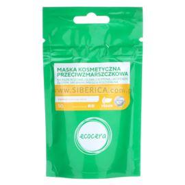 Kosmetyczna Maska Przeciwzmarszczkowa, Ecocera, 50 g