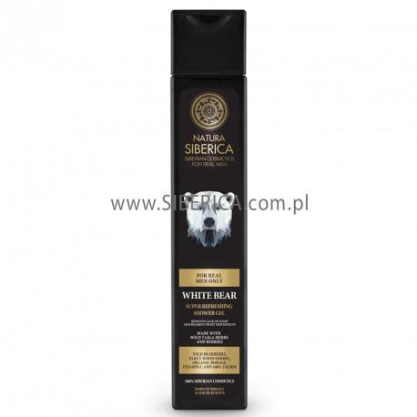 White Bear super refreshing shower gel, 250ml