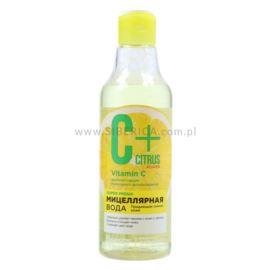 Woda Micelarna, Citrus, Beauty Visage, Fitocosmetics, 245ml