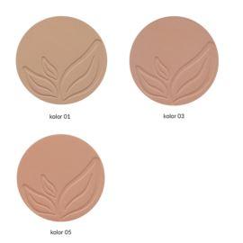 Bronzer Matowy- Wkład Wymienny, Kolor 03, PuroBio, 9 gr