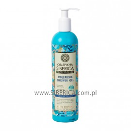 Oblepikha Shower Gel Energizing and Freshness