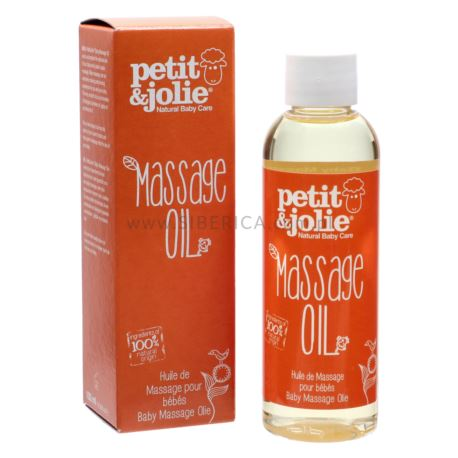 Olejek do Masażu, dla Dzieci, Petit & Jolie, 100 ml