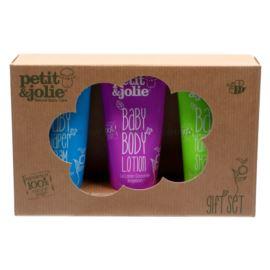 Zestaw Kosmetyków dla Dzieci, Petit & Jolie, 3 x 50 ml