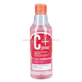 Energizujący Tonik do Twarzy, Citrus C+, Fitokosmetik, 250ml