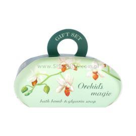 Zestaw Prezentowy, Magia Orchidei, Le Cafe de Beaute
