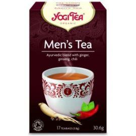 Herbata Dla Mężczyzn, Men's Tea, Yogi Tea, 17 saszetek