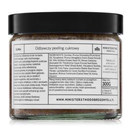 Śliwkowy Peeling Cukrowy, Ministerstwo Dobrego Mydła, 300 g