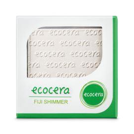 Puder Rozświetlający Prasowany Fiji Shimmer, Ecocera, 10g