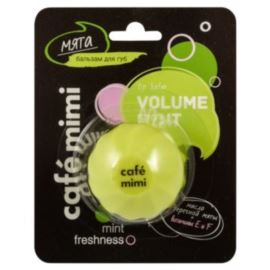 Balsam do Ust, Volume Mint, Cafe Mimi, 8ml