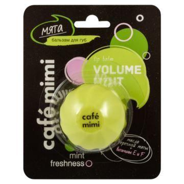 Balsam do Ust, Volume Mint, Cafe Mimi, 8ml