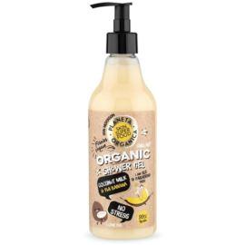 Naturalny Żel pod Prysznic, Organiczny Kokos, Planeta Organica, 500ml