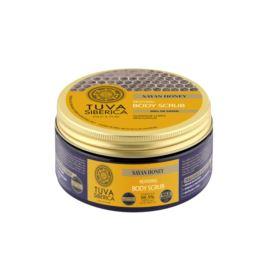 Rewitalizujący Peeling do Ciała Sayan Honey Tuva Natura Siberica, 300ml