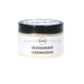 Dezodorant w Kremie z Olejkiem Lemongrass , La-Le, 150ml