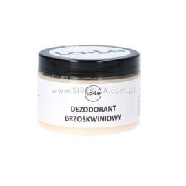Dezodorant w Kremie Brzoskiwniowy, La-Le, 150ml