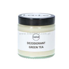 Dezodorant w Kremie z Zieloną Herbatą, La-Le, 120ml