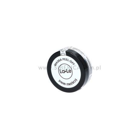 Maska Peel- Off, Oczyszczająco- Wygładzająca, La- Le, 50 ml