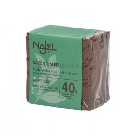 Mydło Aleppo z Olejkiem Laurowym 40%, Najel, 200g
