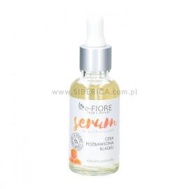 Serum Hialuronowe Regenerujące z Woskiem Pszczelim, E-fiore, 30 ml