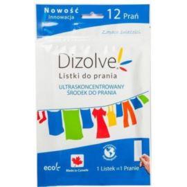 Listki do Prania Hipoalergiczne, Zapach Świeżości, Dizolve, 12 prań