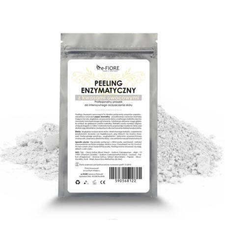 Peeling Enzymatyczny z Kwasami Owocowymi, E-Fiore, 60g