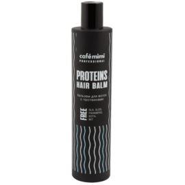 Balsam do Włosów z Proteinami do Włosów Cienkich i Łamliwych, Cafe Mimi Professional, 300ml