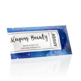 Maska do Włosów Sleeping Beauty do Włosów o Wysokiej Porowatości, Anwen, 10ml