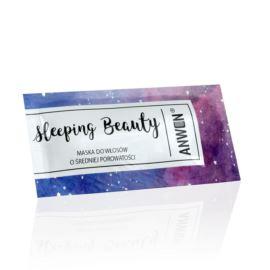 Maska w Saszetce do Włosów Sleeping Beauty do Włosów o Średniej Porowatości, Anwen, 10ml
