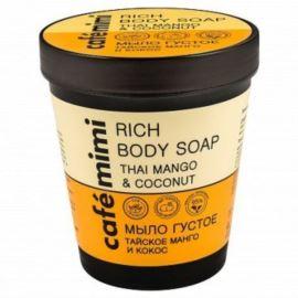 Bogate Mydło do Ciała, Tajskie Mango i Kokos, 220 ml