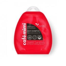 Szampon do Włosów Regeneracja i Gładkość, Cafe Mimi, 250 ml