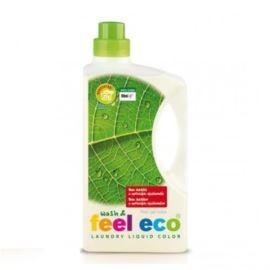 Żel do Prania Kolorowych i Ciemnych Tkanin, Feel Eco, 1500ml