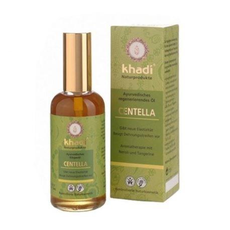 Naturalny Olejek Centella na Rozstępy, Khadi, 100 ml