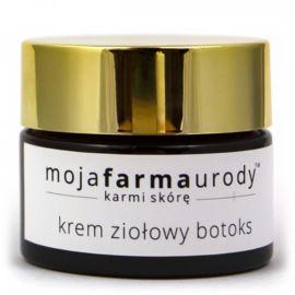 Krem Ziołowy Botoks, Moja Farma Urody, 30 ml