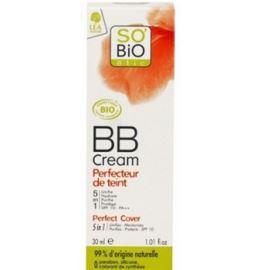 Organiczny Krem BB 5w1, Jasny Beż 01, So'bio Etic, 30 ml