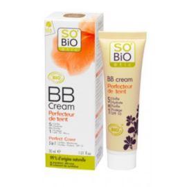 Organiczny Krem BB 5w1, Średni Beż 02, So'bio Etic, 30 ml
