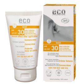Tonowany Krem na Słońce, 30SPF, Eco Cosmetics, 75ml