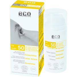 Balsam z Faktorem Przeciwsłonecznym, 50SPF, Eco Cosmetics, 100ml