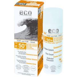 Krem Przeciwsłoneczny, Wodoodporny, Surf & Fun, SPF 50+, Eco Cosmetics, 50ml
