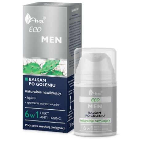 Balsam po Goleniu 6w1, Eco Men, Ava Laboratorium, 30 ml