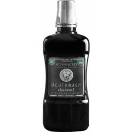 Płyn do Płukania Jamy Ustnej, Węgiel Aktywny, Beauty Formulas, 500 ml