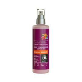 Regenerująca Odżywka do Włosów w Sprayu, Nordyckie Jagody, Urtekram, 250 ml