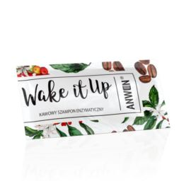 Kawowy Szampon Enzymatyczny Wake It Up, Anwen 10 ml