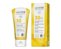 Krem Przeciwsłoneczny SPF 30, Lavera, 50 ml
