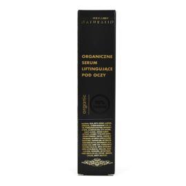 Organiczne, Liftingujące Serum pod Oczy, Naturalis, 20 ml