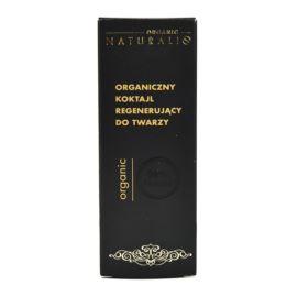 Organiczny Koktajl Regenerujący do Twarzy, Naturalis, 50 ml