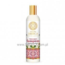 Odbudowujący Szampon Loves Latvia do włosów farbowanych, 400 ml
