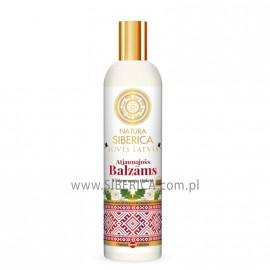 Odbudowujący Balsam Loves Latvia do włosów farbowanych, 400ml